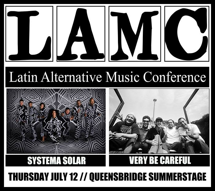 Latin Alternative Music Conference (LAMC)