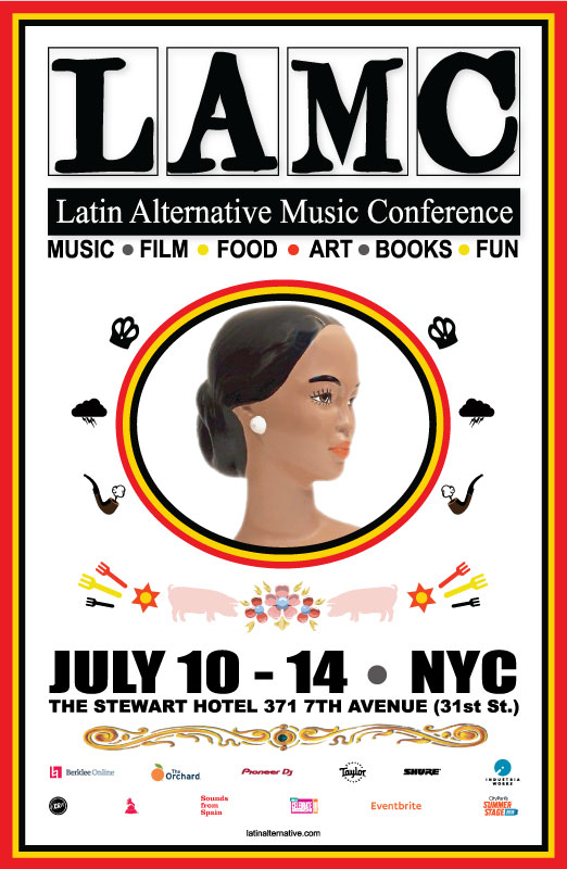 Latin Alternative Music conference LAMC en su cuenta regresiva
