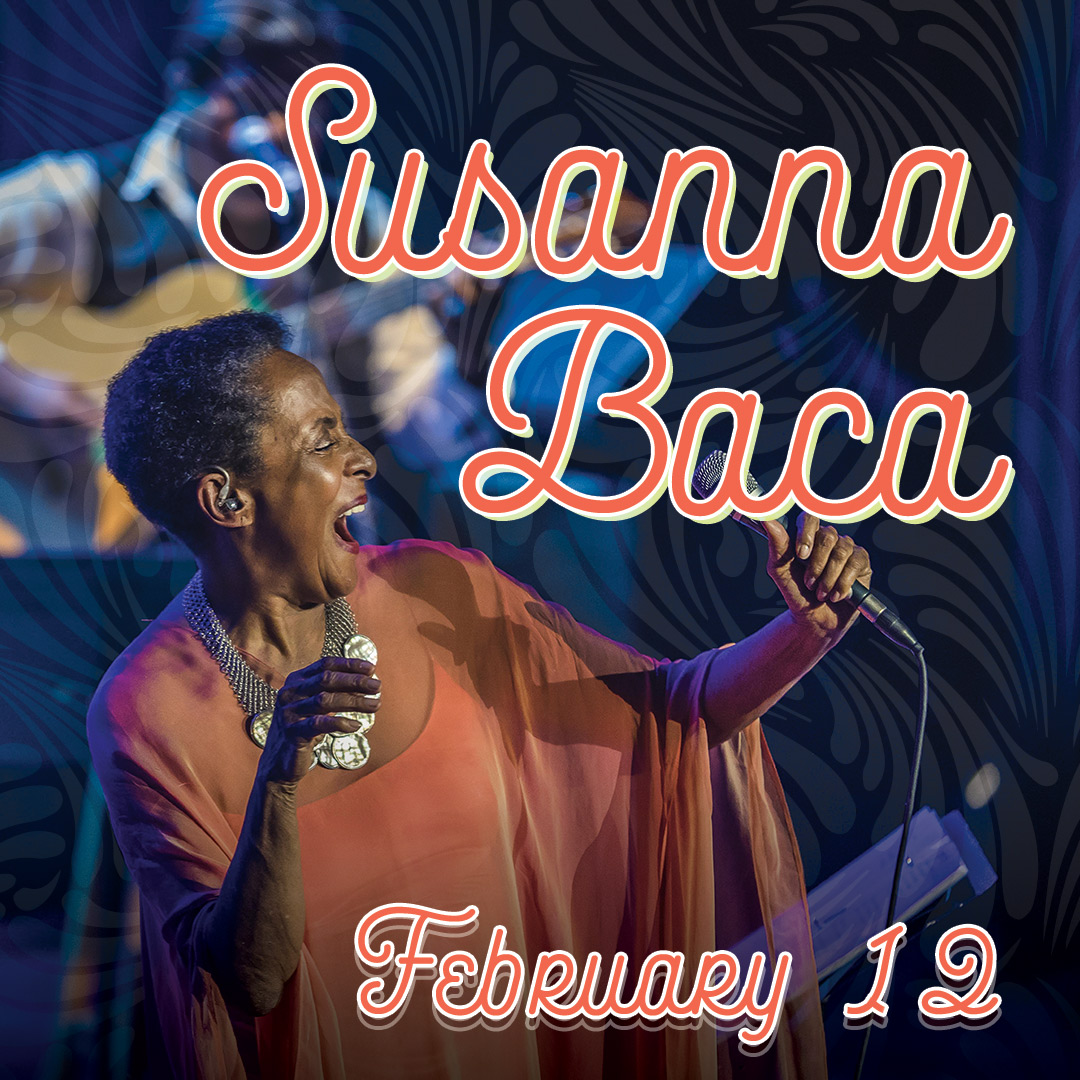 Susana Baca en concierto New York