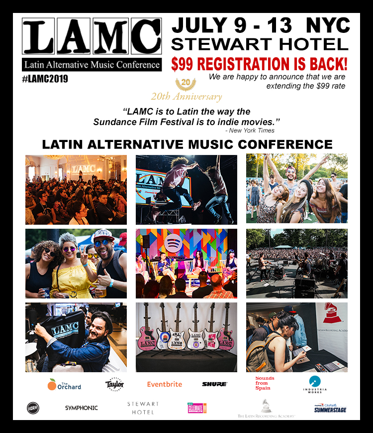 Latin Alternative Music Conference