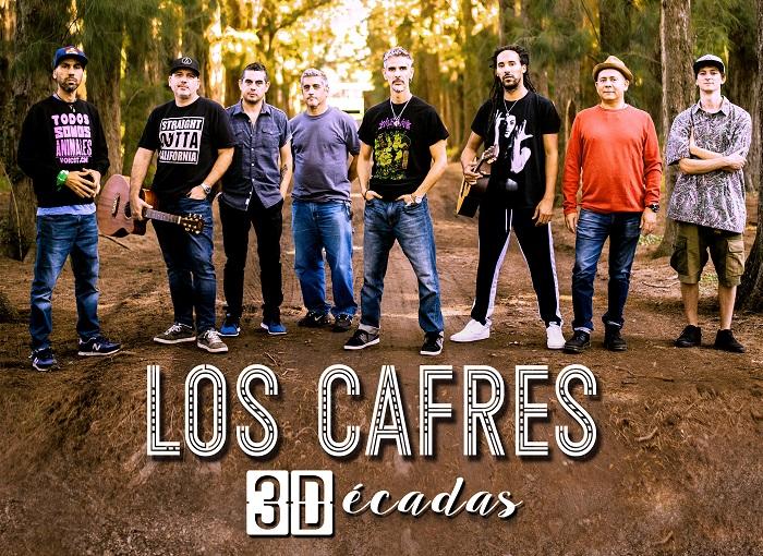 Los Cafres presentan Musica nueva y Tour por USA, Mexico y Chile.