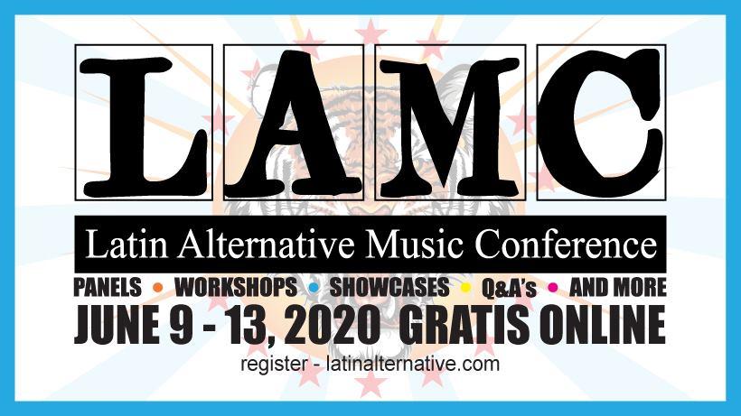 LAMC del 9 al 13 de Junio, Versión Online 2020