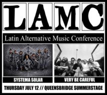 Latin Alternative Music Conference (LAMC)