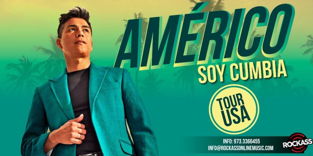 Américo Tour USA 2020