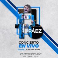 #PaezEnAmérica TRASMISION en vivo