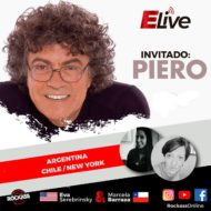Piero en ELive «Nostalgia con sabor a presente»
