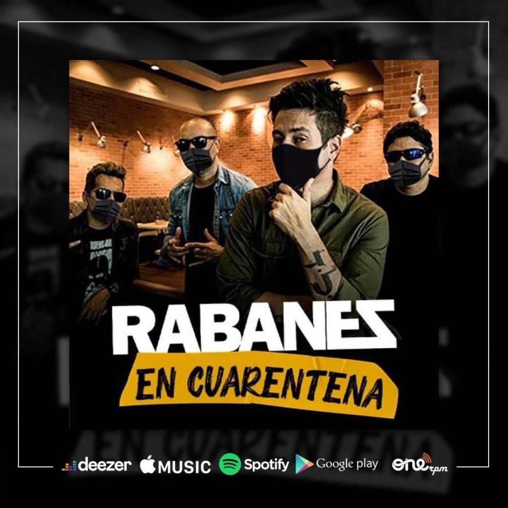 Rabanes en Cuarentena
