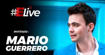 """Mario Guerrero: """"El distanciamiento es parte del amor"""""""
