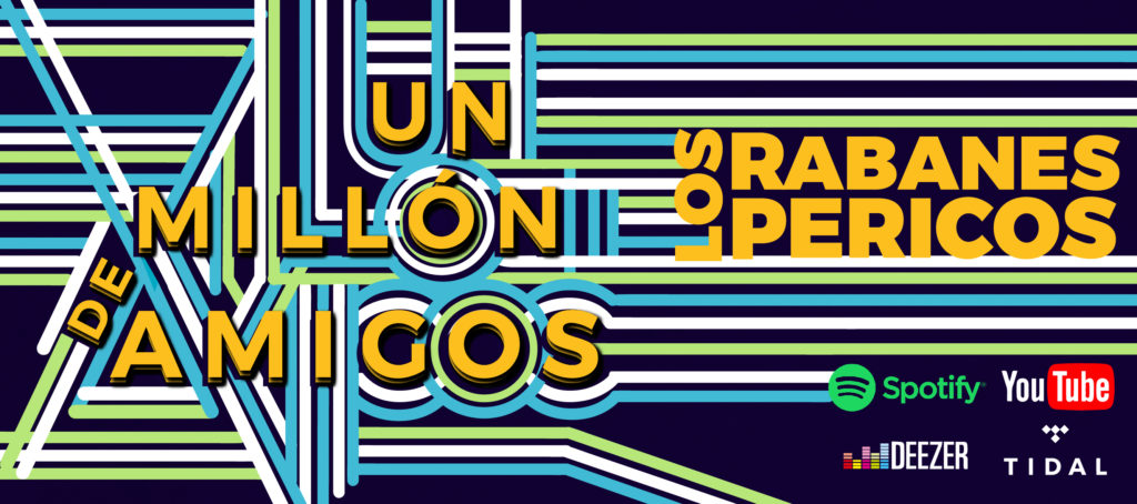 Los Pericos y Rabanes rememoran éxito de Roberto Carlos en versión Ska