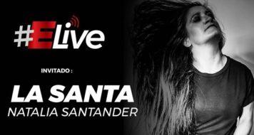 La Santa – Natalia Santander en Elive  Chilena de exportación