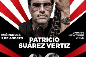 """Patricio Suarez  Vértiz en Elive  """"Vuelve Arena Hash el 2021"""""""