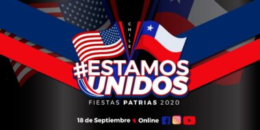 Inédita celebración virtual de la comunidad chilena en Estados Unidos
