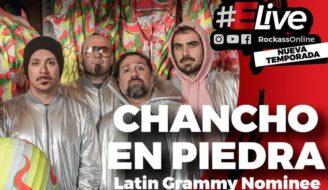 """Chancho en Piedra en Elive """"A todo Chancho con los Latin Grammys """""""