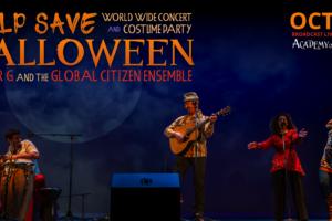 SALVEMOS HALLOWEEN CON MISTER G / Evento Gratis para los niños del mundo