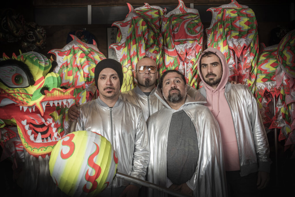 "CHANCHO EN PIEDRA Y SU LATENTE VIGENCIA:  NOMINADOS AL GRAMMY LATINO 2020 POR EL SINGLE  ""BOLA DE FUEGO"""