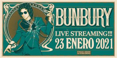 Enrique Bunbury en concierto virtual